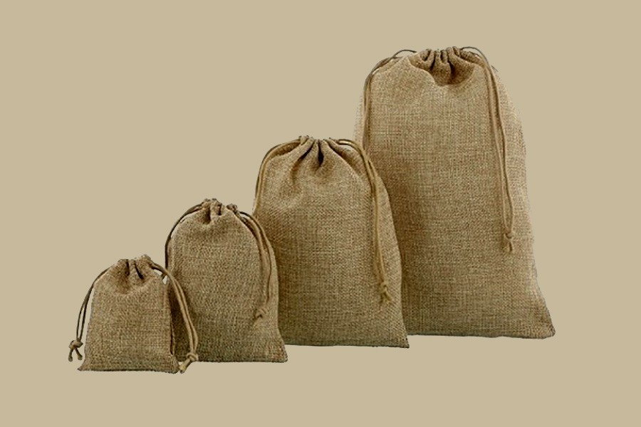 What Are Jute Bags And Could They Be The Sustainable Alternative To Plastic?