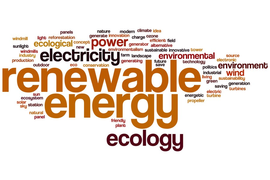 eco word cloud