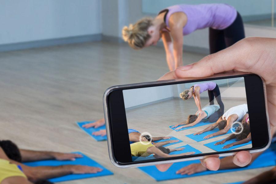 5 Ways Technology Can Help You Practise Eco-Yoga