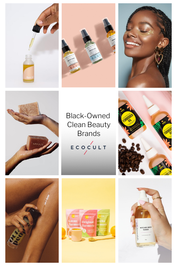 62 Black-Owned Non-Toxic Beauty Brands