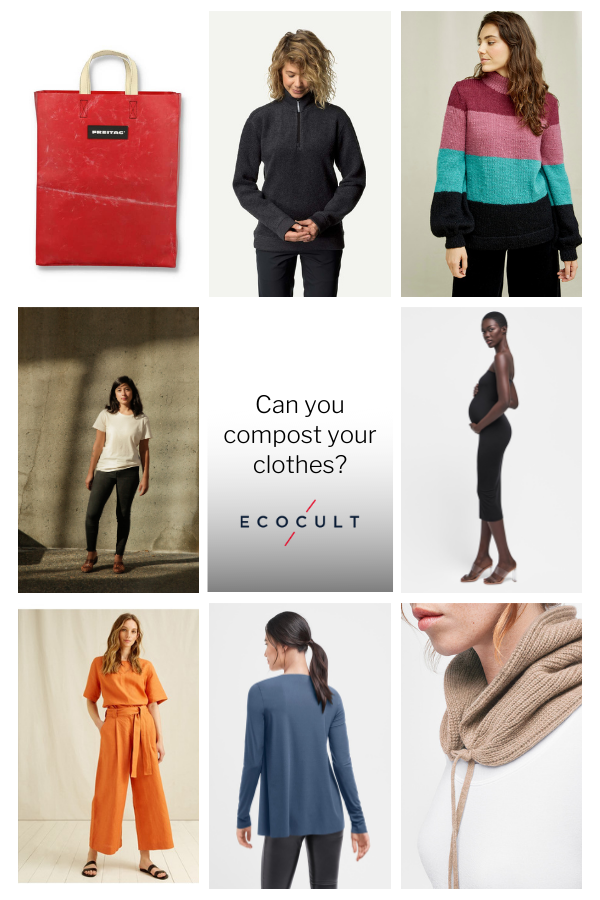 Can You Compost Your Clothing? Here's Why Most Fashion Isn't Biodegradable