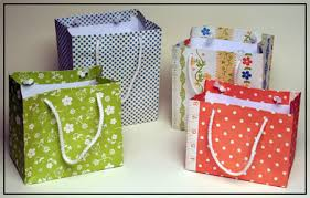 Customise Your Own Eco Friendly Box Bag!