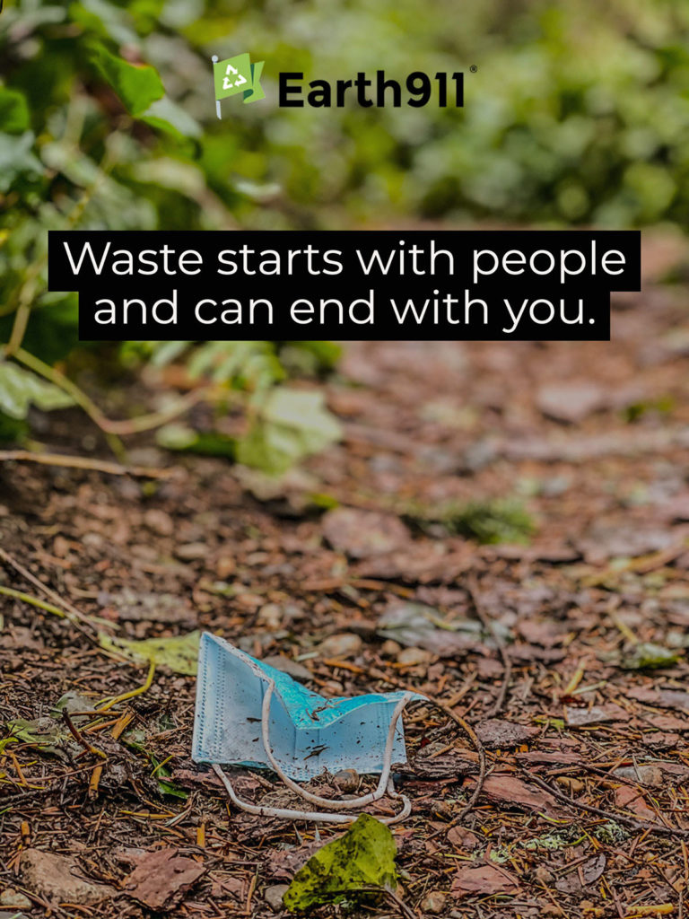 Earth911 Inspiration: Waste Can End With You