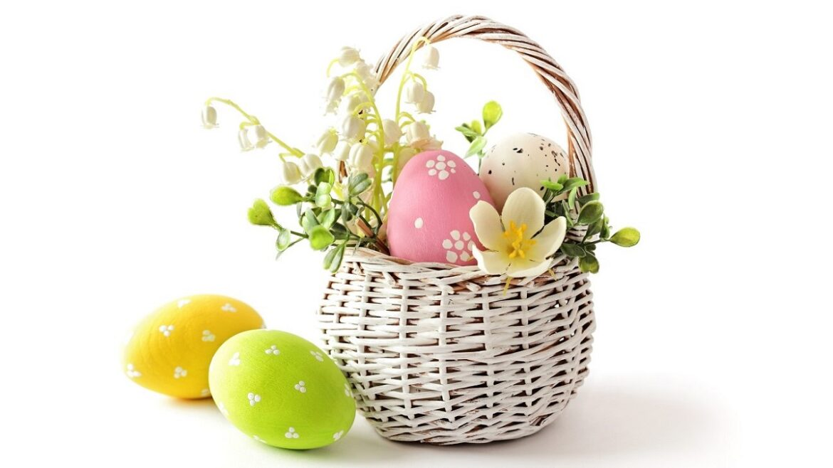 Maven Moment: Baskets Aren't Just for Easter