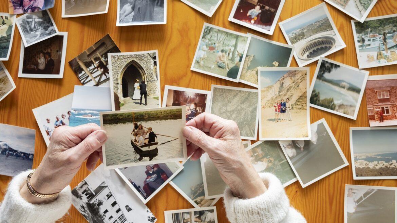 Maven Moment: Old Photographs