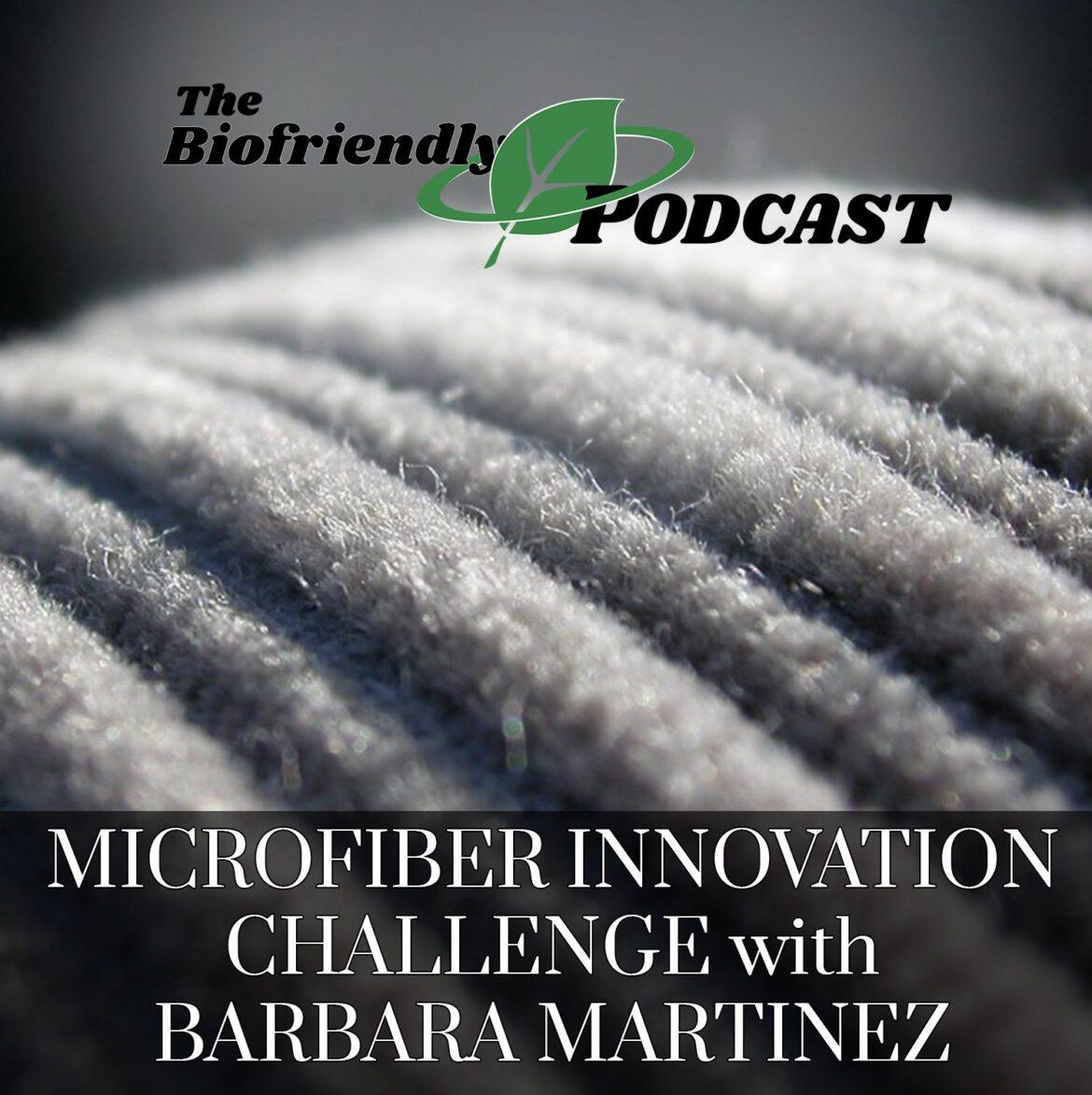 Microfiber Innovation Challenge with Barbara Martinez