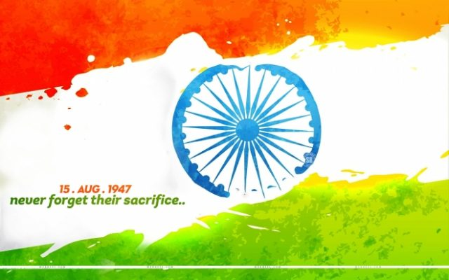 On This Independence Day Pledge To Build A Green Country!