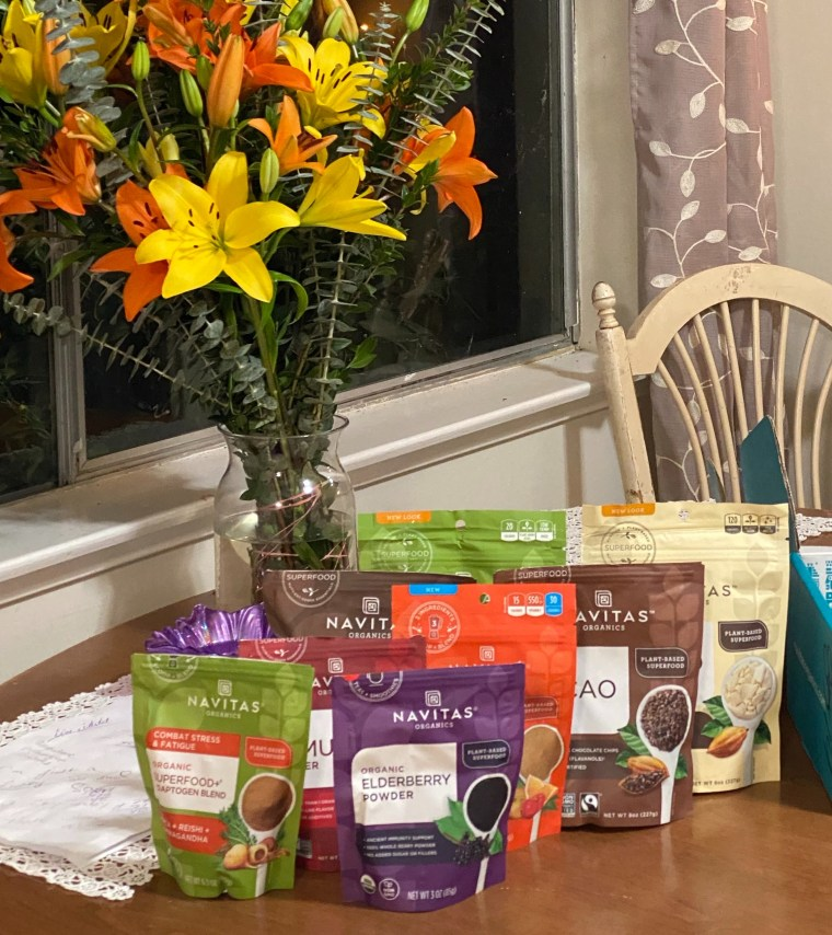 Organic Superfoods with Just Add Heather