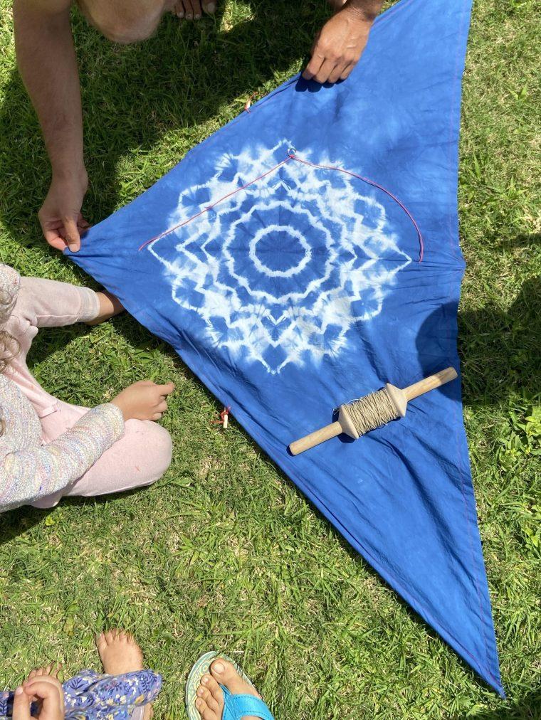 The best Organic Sustainable Kite