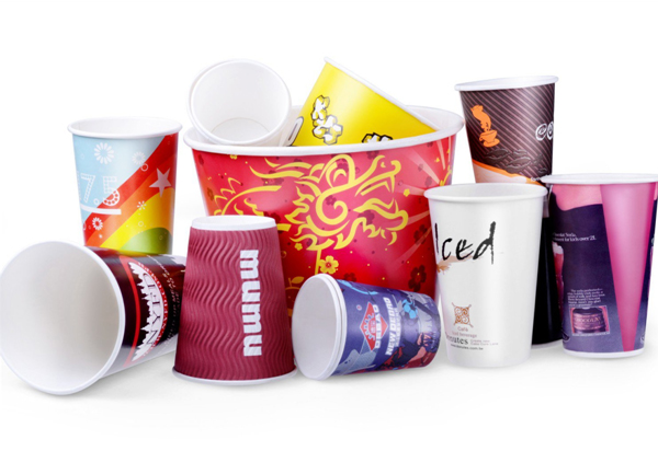 Usage These Paper Cups And Glasses; Save Nature!