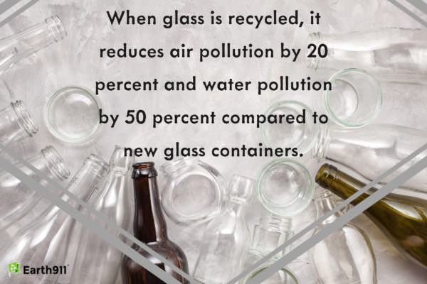 We Earthlings: Glass Recycling Helps the Environment