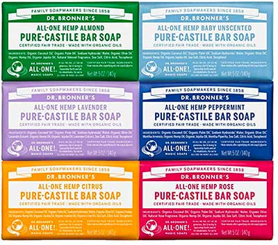 8 Sustainable Soap and Personal Care Brands