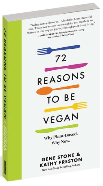Earth911 Podcast: Author Kathy Freston on 72 Reasons To Be Vegan