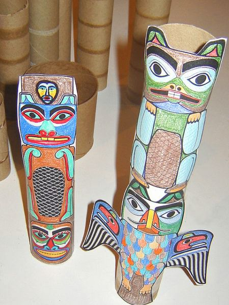 Go Ahead, Unroll These Unique Toilet Paper Roll Crafts