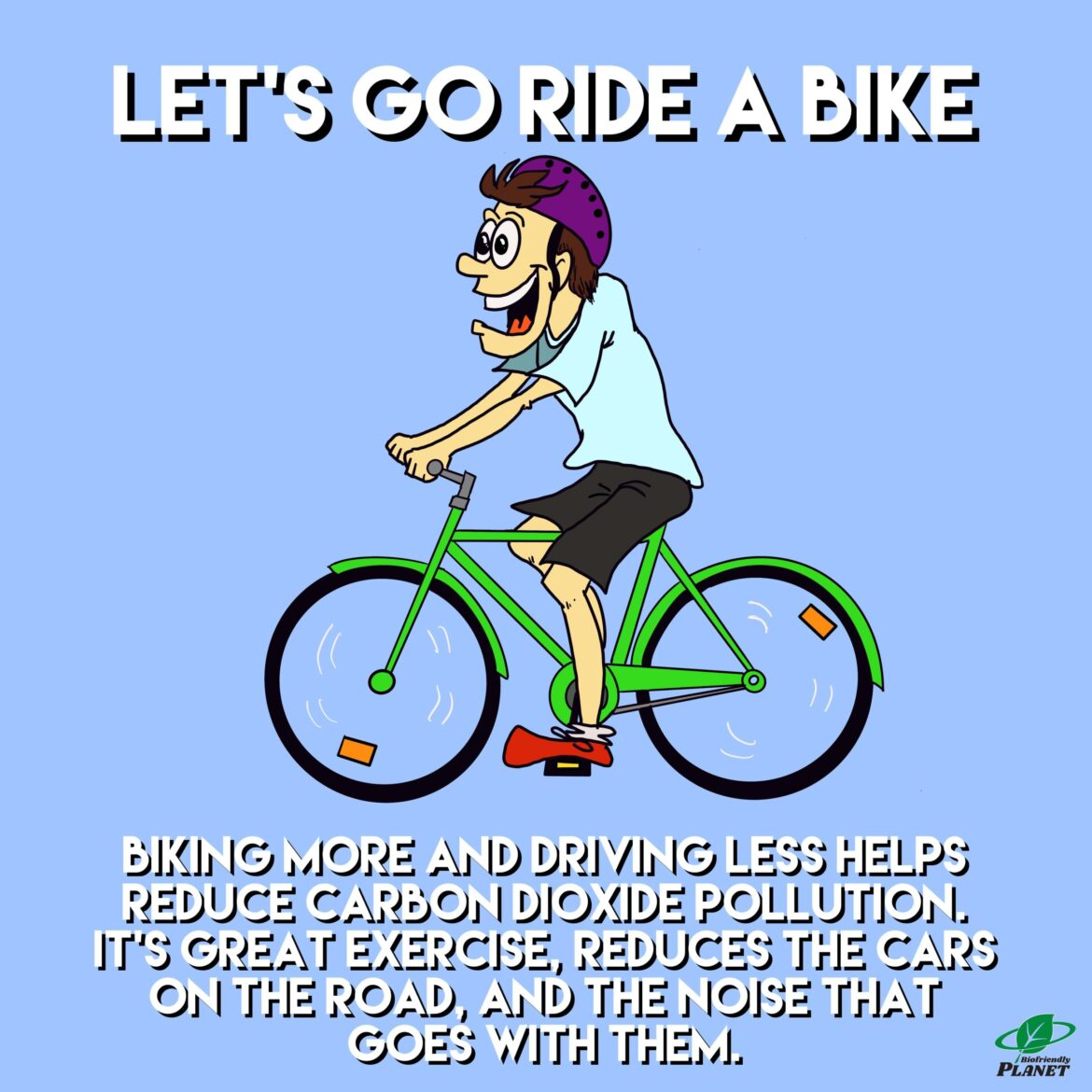 Let's Go Ride A Bike | Tuesday Tip