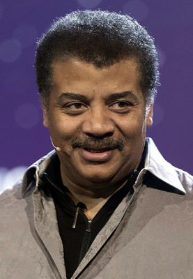Neil deGrasse Tyson got here to Medford and it was Awesome!
