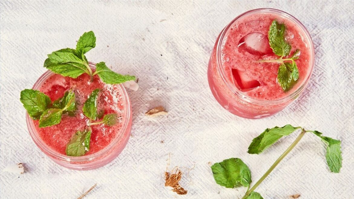 Spring Cocktail Recipes Made With Leftover Produce