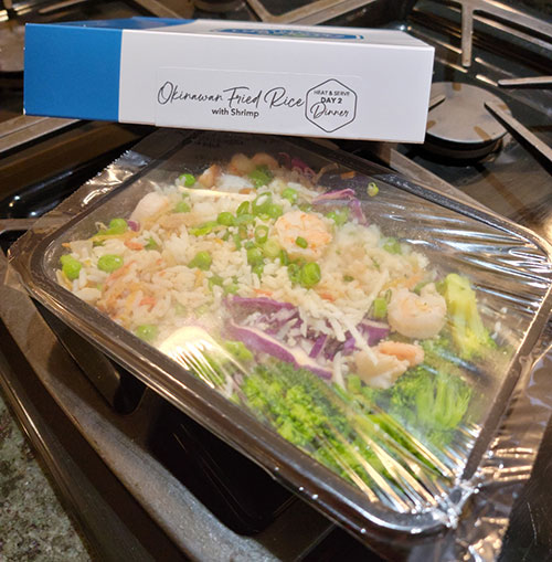 Sustainable Choice: Nutrition for Longevity Meal Delivery