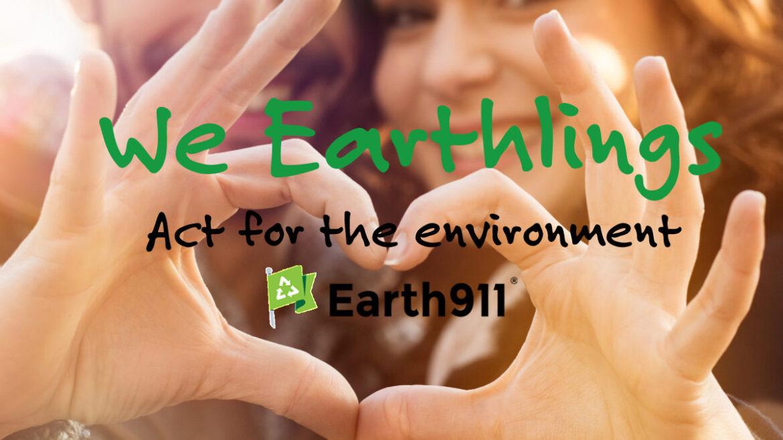 We Earthlings: Demand Modernized Waste Management