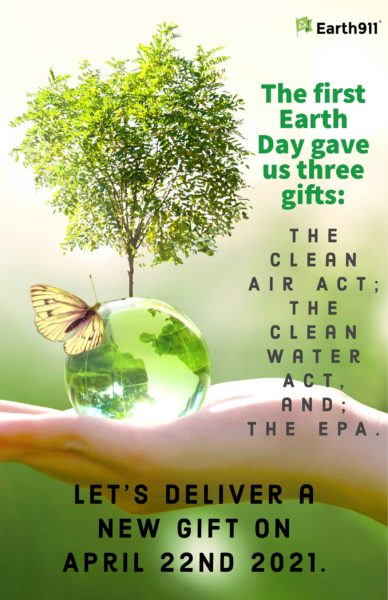 We Earthlings: Earth Day Gifts