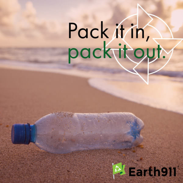 Earth911 Inspiration: Pack It In, Pack It Out