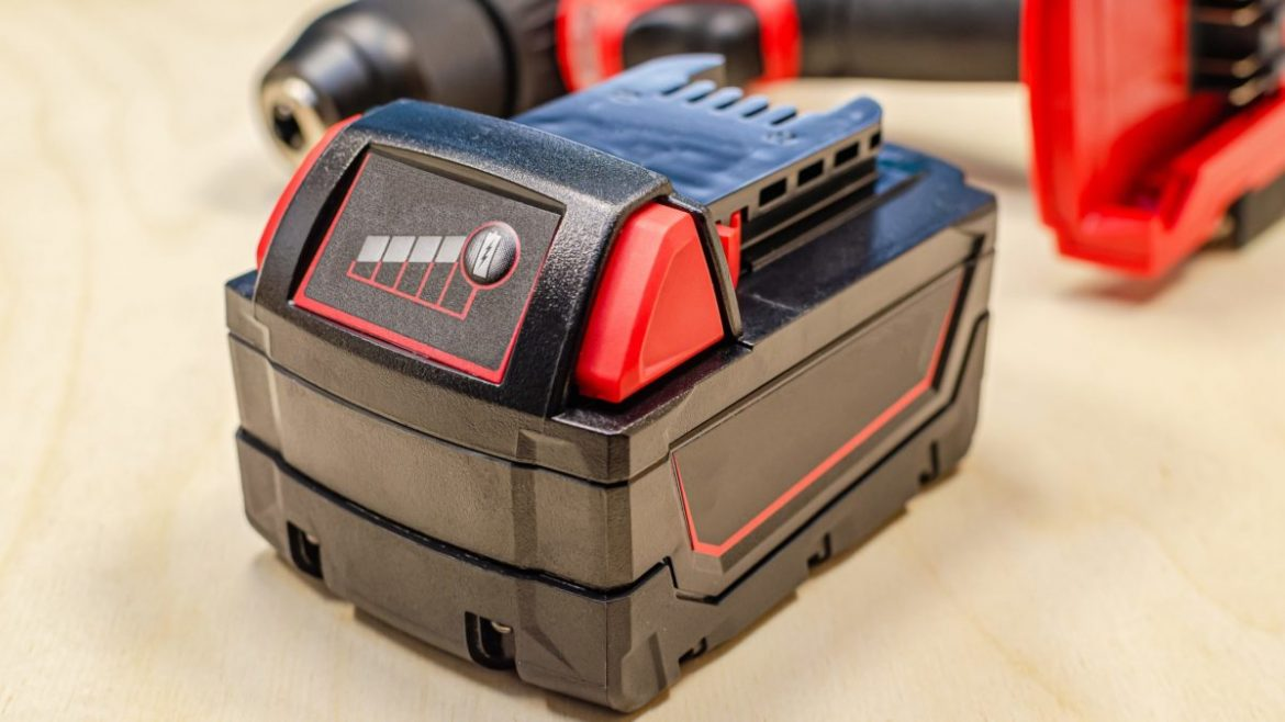 Recycling Mystery: Rechargeable Tool Batteries