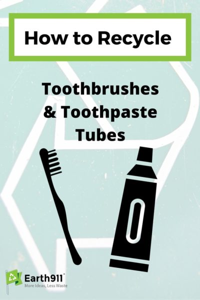 Recycling Mystery: Toothbrushes & Toothpaste Tubes
