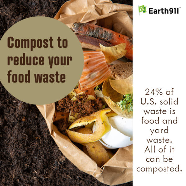 We Earthlings: Compost To Reduce Food Waste
