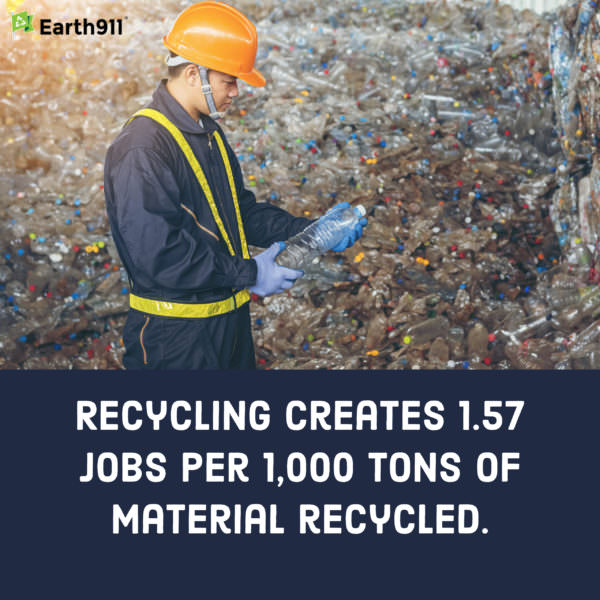 We Earthlings: Recycling Jobs