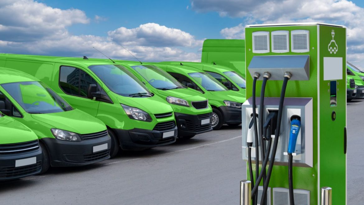 Electric Fleets: Improving Efficiency, Sustainability
