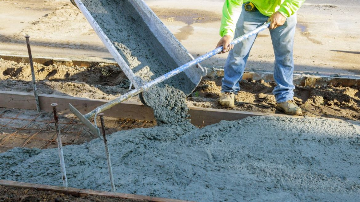 Making Concrete More Sustainable