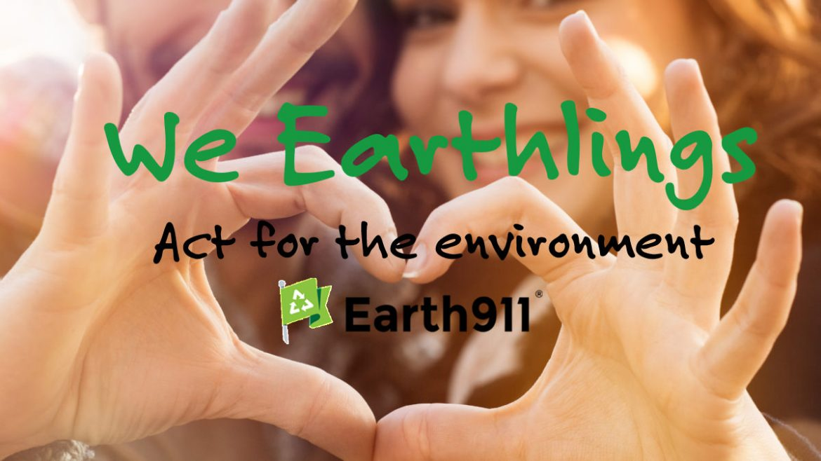 We Earthlings: Recycle Your E-waste