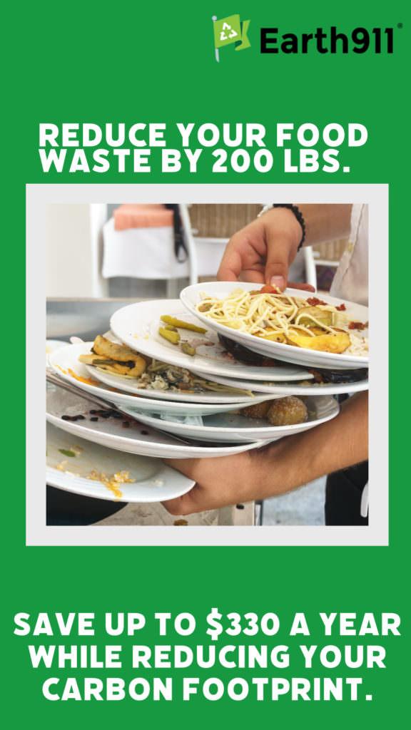 We Earthlings: Reduce Food Waste, Reduce Carbon Footprint
