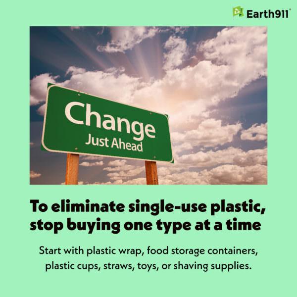 We Earthlings: We Can Eliminate Single-Use Plastics
